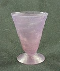 Consolidated Catalonian Amethyst Cordial Tumbler