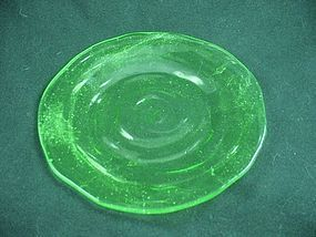 Consolidated Catalonian Emerald 8 Inch Plate