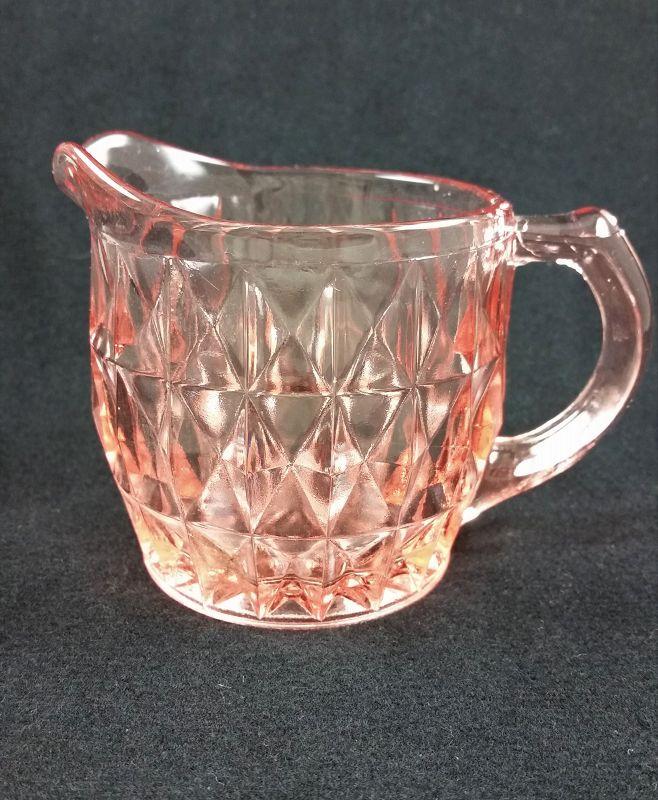 Windsor Creamer - Pink