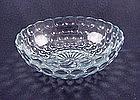 Bubble Sapphire Blue Vegetable Bowl
