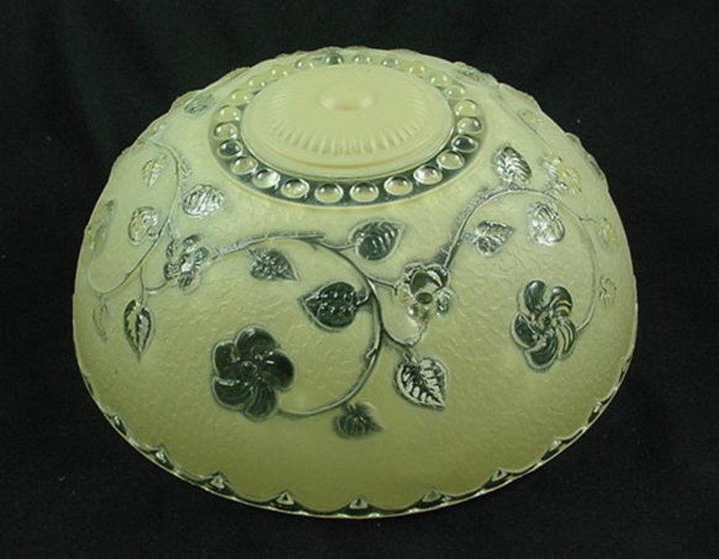 Bead Chain Ceiling Shade & Fixture - Honey Flower Vines