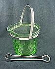Hex Optic  Ice Bucket - Green