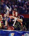 John Elway Autographed Super Bowl Photograph