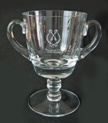 Peachtree Cup 1998 Winner Trophy Cup