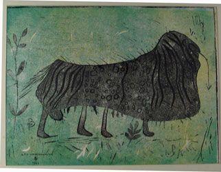 Untitled (Mythical Beast)