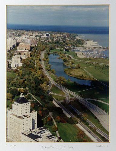 Milwaukee Skyline Photograph
