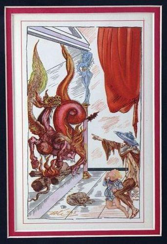 Dragon (Salvador Dali)