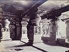 INDIAN  ALBUMEN PHOTOGRAPH 1890