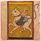 INDIAN PAINTING Group of 4