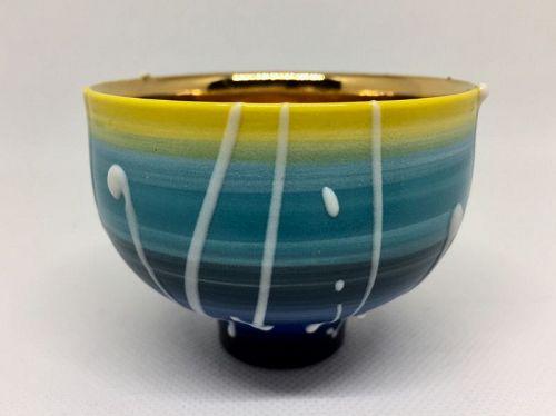 Guinomi cup by Takashi Nishi