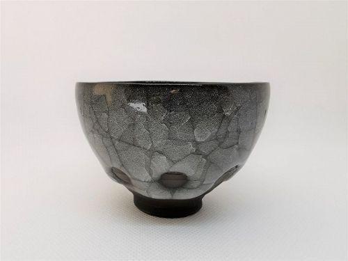 Ice Crackle Glaze cup by Takeshi Imaizumi