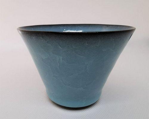 Celadon cup by Takeshi Imaizumi