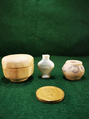 Antique Small Pottery