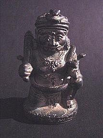 18th century Javanese Bronze !