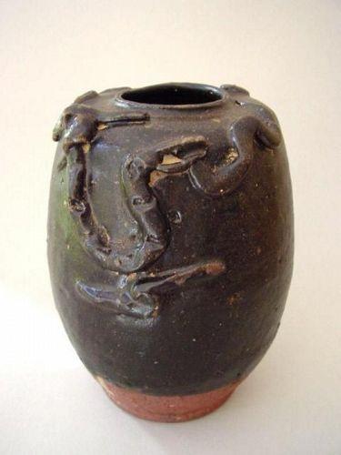 A rare Tang Dynasty vase !