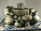 Korean Silla Dynasty Ceramic Collection 5th/7th Century
