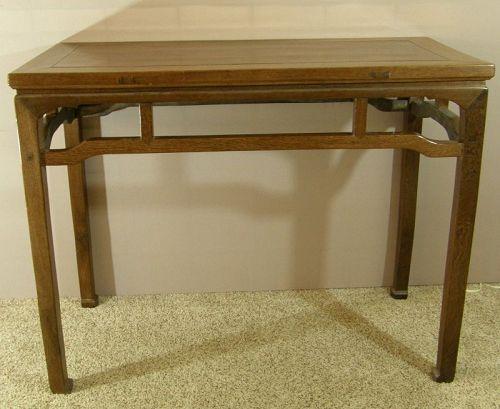 Chinese Altar Table Jichimu Hardwood Circa 1800