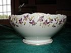 Tressemann & Vogt huge china serving bowl.