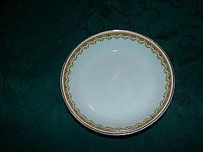 H & C co. Selb Bavaria serving bowl.