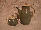Royal Doulton Teapot and sugar bowl