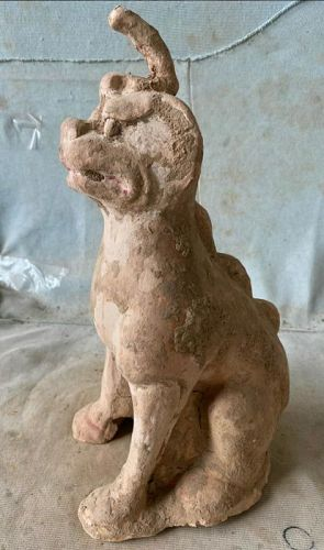 Chinese Tang Dynasty Tomb Guardian