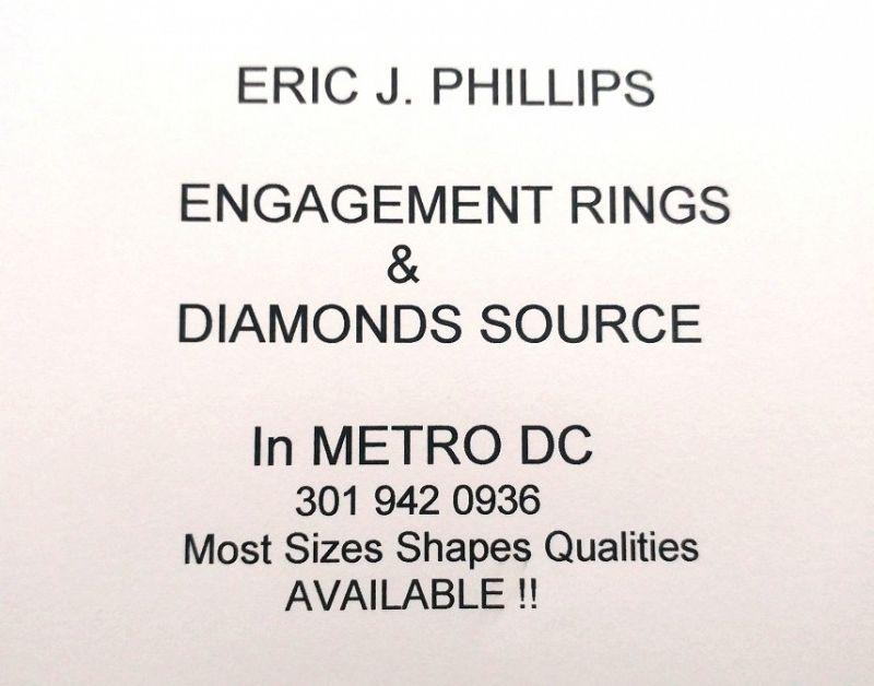 2.42 EUROPEAN CUT DIAMOND & PLATINUM ENGAGEMENT RING