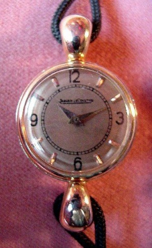LADIES JAEGER LECOULTRE WRISTWATCH ca.'25