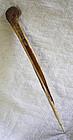 cassowary bone dagger Papua New Guinea
