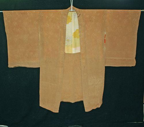 Japanese silk Haori