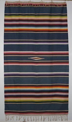 large saltillo serape blanket