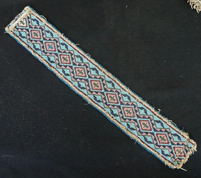 Antique Beaded Southwest Indian choker