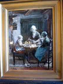 Rozenburg, Ceramics, Plaque