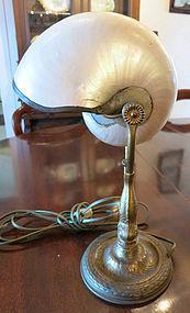 Tiffany Nautilus Lamp