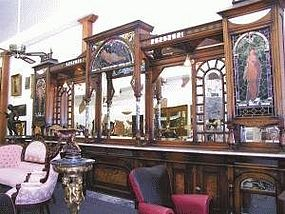 Fabulous Victorian Back Bar