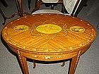 Painted Adams Side Table