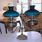 Double Student Lamp