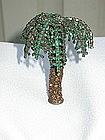 DOROTHY BAUER PALM TREE BROOCH