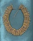 Napier Fringe Necklace