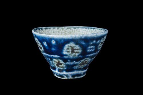 Hamada Tomoo (grandson of Hamada Shoji), Salt glaze guinomi