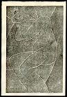 Toshi Yoshida Abstract Woodblock - No. 6