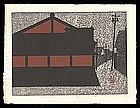 Limited Edition Woodblock by Kiyoshi Saito
