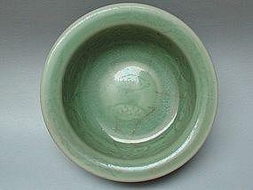 A Beautiful Ming 15th Century Longquan Bowl