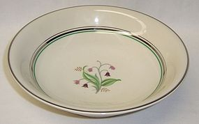 Syracuse China CORALBEL Round VEGETABLE BOWL, Made in AMERICA