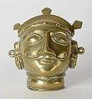 Small Indian Devotional Facial Mask - Mukhavta.