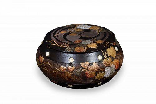 Round Kobako Drum Shape