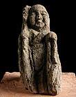 Stone Jizo Bosatsu Bodhisattva Kannon Buddha Edo 19 c