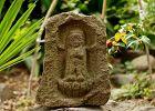 Stone Jizo Bosatsu Bodhisattva mid-Edo Period ca. 1750