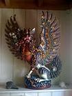 Garuda Temple Carvings