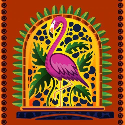 Floridian Flamingo