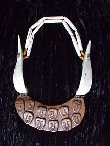 Naga, Breast Plate Necklace